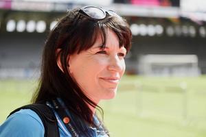Maria Krafft Helgensson har jobbat med O-ringen Borås 2015 i tre och ett halvt år.
