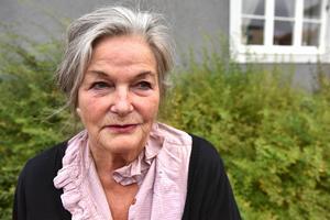 Ulla Timander förfärades över skicket på Orsa stadshotell, tidigare känt som Järnvägshotell, när hon återvände till hembygden.