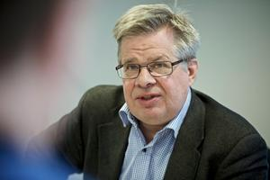 Lars Ringsby, chef för serviceförvaltningen, har planen klar för fler platser på förskolor i Falun. Kommunledningen ska nu ta ställning. Foto: Claes Söderberg