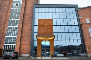 Steam Hotel stärker Västerås som turist- och mötesort, menar Pernilla Törngren, chef för Västerås Tourist Center.