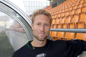 Det blev en kort tid som sportchef i Sala FF för Andreas Ljunggren Eriksson.