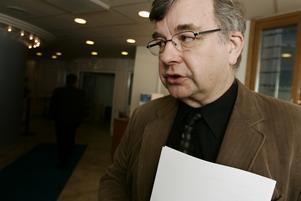 Jörgen Gidlund, ordförande i Domsjö Gårdsägareförening.