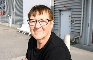 Anna-Marie Hedlund, 89, pensionär, Timrå.