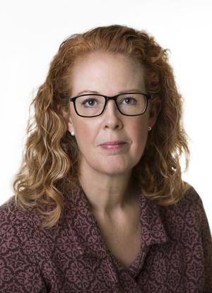 Catharina Ekdahl, upphovsrättsjurist på PRV. Foto: Pressbild.
