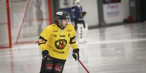 Nico Nevalainen gör sin andra säsong för ÖSK.