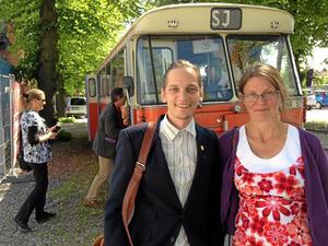 2013 började historikerna Niklas Ulfvebrand och Rebecca Svensson med sina populära folkhemsturer i Västerås. Foto: Ann Lystedt