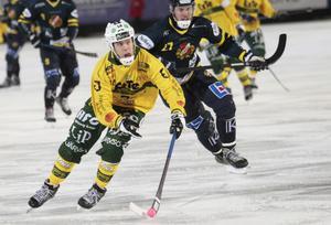 Jonas Pettersson har öst in mål i allsvenskan senaste tre åren. Hur håller han som anfallare i elitserien?