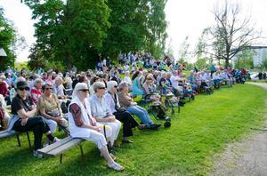Borlänge den mest tätbefolkade kommunen i länet.Foto: Susanne Johansson