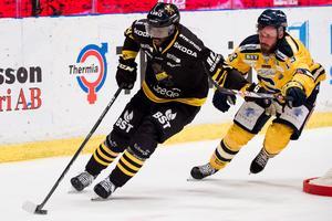 SSK och AIK ställs mot varandra under onsdagen. Foto: Dennis Ylikangas/Bildbyrån