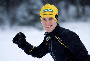 Erik Wickström älskar Vasaloppet så mycket att han åker för tionde gången. Foto: Luca Mara.