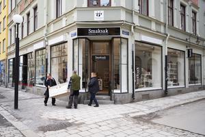 Smaksak stängde i stan för att ett halvår senare öppna i Birsta.