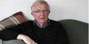 Christian Holm var vd för Roslagens sparbank i tolv år. Att han fick jobbet säger han var en lyckträff.