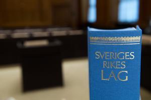 Den svenska lagboken.