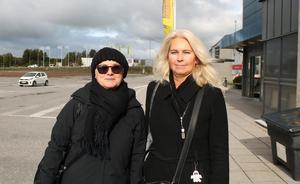 Ksenija Dervisic och Susanne Barck.