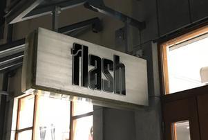 Klädbutiken Flash i Jönköping City.