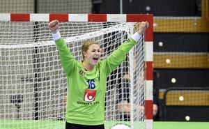 Martina Thörn kan göra mästerskapsdebut.