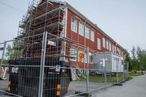 Odenslundsskolan i Östersund renoveras.