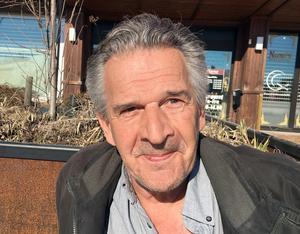 Henry Heiniö, 65 år, pensionär, Timrå
