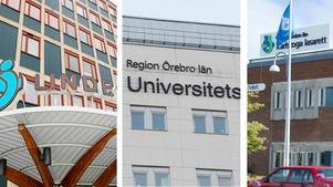 Bengt Olsson skriver att de tre akutsjukhusen som finns i Örebro län alla behövs. Om endast Universitetssjukhuset blir kvar som akutsjukhus kommer många funktioner i samhället att drabbas.