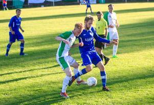 I år ställdes kvalet till division 4 in efter att endast ett behörigt lag, Sandarne SIF, tackat ja. I kvalet till division 5 vann Tallåsen mot Alfta och Strand 2 mot Trönö.