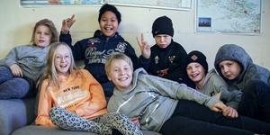 Sörängs skola är klara för semifinal i Vi i femman.