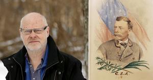 Foto: Anders Sjöberg/Foto från Norrtälje stadsarkivUrban Johansson berättar bland annat om Carl Ludwig Lybecker och hans annorlunda livsöde.