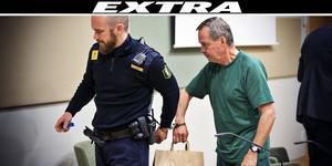 Karl Hedin häktas misstänkt för jaktbrott.