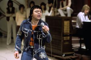 1979 uppträdde Jerry Williams på en rockgala i TV 2.              Foto: Olle Lindeborg/Scanpix