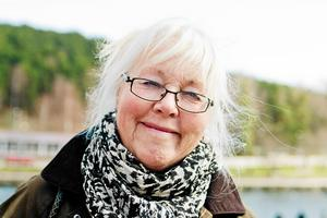 Oppositionsrådet Marita Lärnestad (M). Arkivfoto: Johanna Berglund