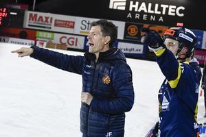 Joakim Forslund, tidigare tränare för Falu BS Bandy, skulle gärna se en förstärkning från Roger Rönnberg eller Thomas