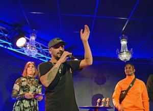 Borlängerapparen Achee Flips tog hem det prestigefyllda priset Årets album.