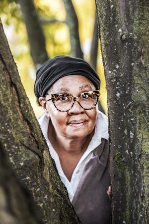 Nobelpristippade Jamaica Kincaid kommer till Göteborg i höst. Foto: Tomas Oneborg/SvD/TT/Arkivbild