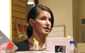Kristina Sandberg.
