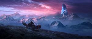 Den animerade filmen Frost 2 har premiär den 25 december.