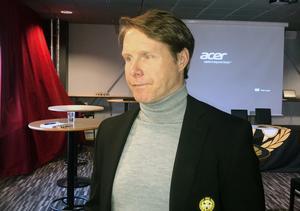Andreas Dackell, sportdirektör i Brynäs.