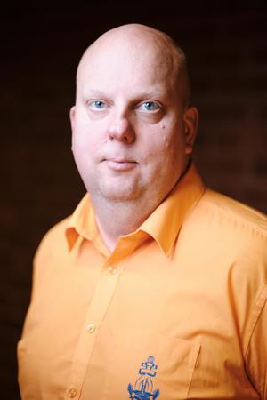 Magnus Jegréus (ROOP), 46 år, Riala. Kommunstyrelsen.