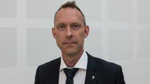 Kammaråklagare Fredrik Sandberg.
