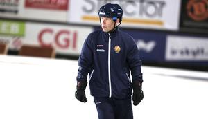 Joakim Forslund är en av personerna som kliver in i ledarstaben runt landslaget.