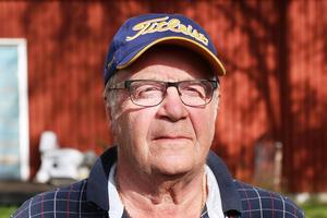 Pelle Persson grundade partiet och står först på Vox Humanas lista till kommunalvalet.