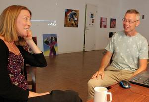 Kristine Westman Elorza och Robert Ferm lägger nu grunden till ett regionalt danskompani i Västerås.