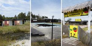 Tranvikens camping på Alnö utanför Sundsvall såldes ut av Sundsvalls kommun 2002 – och har de senaste åren förfallit.