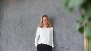 """""""Jag tror mycket på mångfald generellt sett, inte bara en mix av kvinnor och män utan en mångfald av vad folk kan, har för bakgrund, utbildning, var man kommer ifrån, hur man är som person och så vidare"""" säger Katarina Ageborg."""