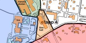 Etapp 4. Karta: Nynäshamns kommun