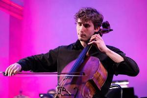 Andreas Brantelid, cello. Foto: Nikolaj Lund.