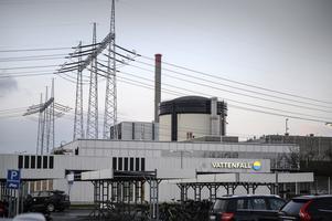 Ringhals kärnkraftverk.