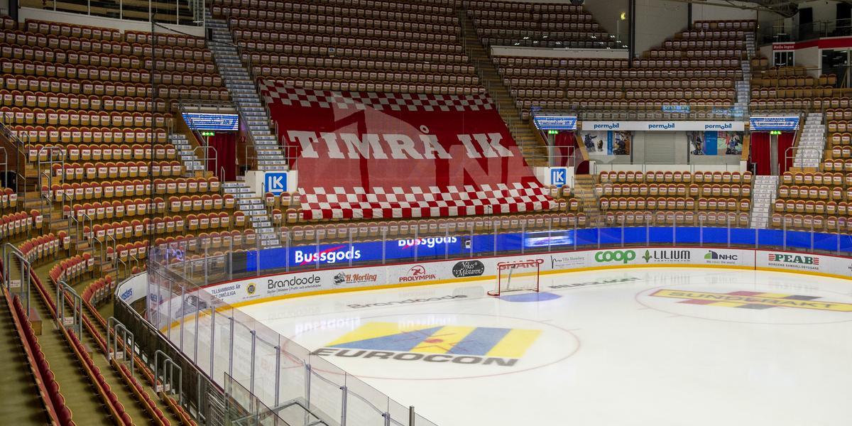 Efter coronafallen – Timrå IK-matchen skjuts fram