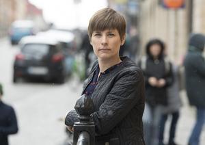 Sofia Rydgren Stale, andre vice ordförande i Sveriges läkarförbund.