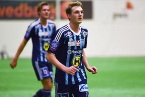 Markus Tegebäck lämnar J-Södra. Han har under sin tid i klubben bland annat varit utlånad till Husqvarna och Assyriska.