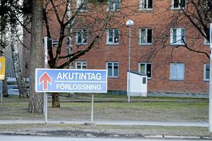 Trots försäkringar om motsatsen, nu stängs förlossningen i Karlskoga.