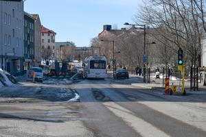 I tre veckor till räknar Mittsverige vatten med att det kommer fortsätta vara begränsad framkomlighet vid Grönborg.